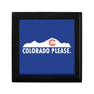 Colorado Please Gift Box