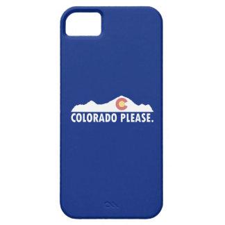 Colorado Please iPhone 5 Case