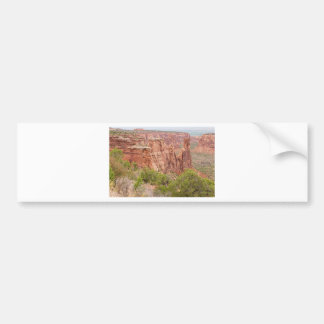 Colorado Red Rock Country Bumper Sticker