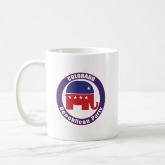 Colorado Republican Party Coffee Mug
