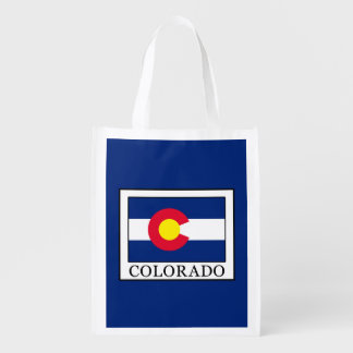 Colorado Reusable Grocery Bag