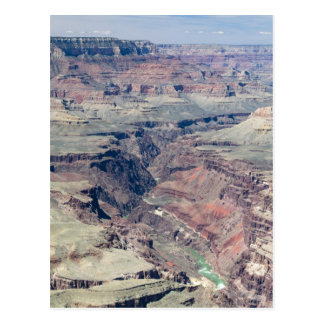 Colorado River flowing through the Inner Gorge Postcard