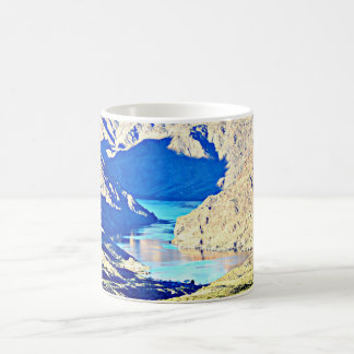 Colorado River in Boulders Coffee Cup/Mug Coffee Mug