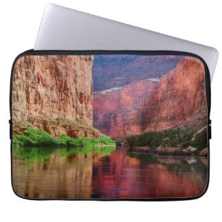 Colorado river in Grand Canyon, AZ Laptop Sleeve