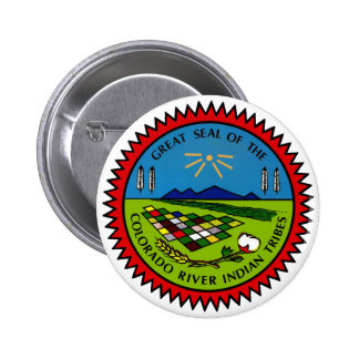 Colorado River Indian Tribes 2 Inch Round Button