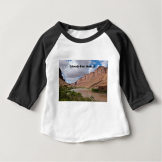 Colorado River, Moab, UT Baby T-Shirt