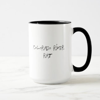 COLORADO RIVER RAT MUG