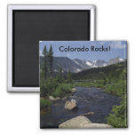 Colorado Rocks! Magnets
