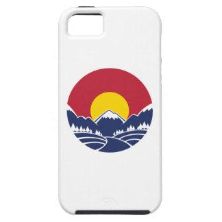Colorado Rocky Mountain Emblem iPhone 5 Cover