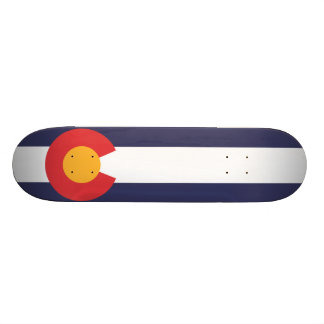 Colorado Skateboard Deck