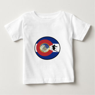 COLORADO SKI TIME BABY T-Shirt
