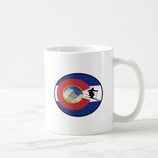 COLORADO SKI TIME COFFEE MUG
