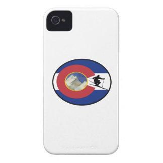 COLORADO SKI TIME iPhone 4 COVER