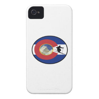 COLORADO SKI TIME iPhone 4 COVERS