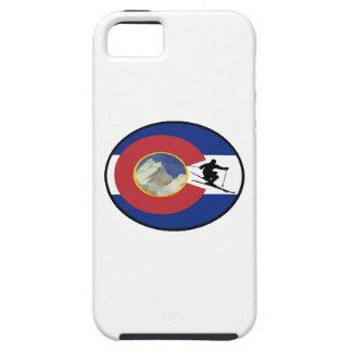 COLORADO SKI TIME iPhone 5 CASE