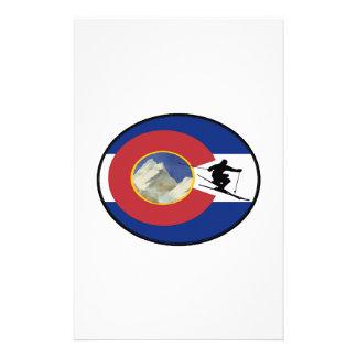 COLORADO SKI TIME STATIONERY