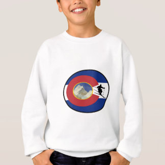 COLORADO SKI TIME SWEATSHIRT