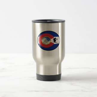 COLORADO SKI TIME TRAVEL MUG