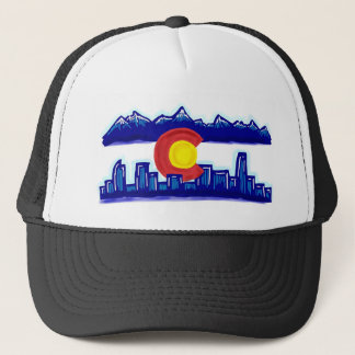 Colorado skyline hat