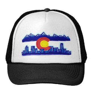 Colorado skyline hat