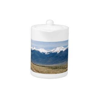 Colorado Snow Mountais
