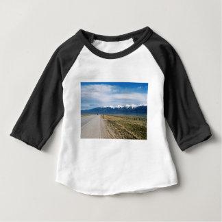 Colorado Snow Mountais Baby T-Shirt