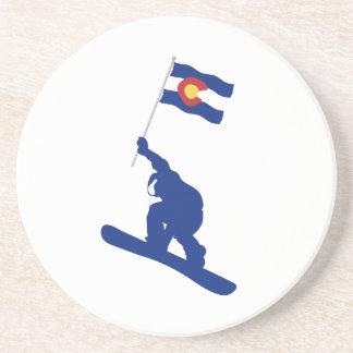 Colorado Snowboard Flag Coaster