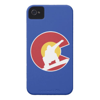 Colorado Snowboard iPhone 4 Case-Mate Cases