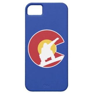 Colorado Snowboard iPhone 5 Cases