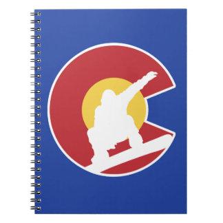 Colorado Snowboard Notebook