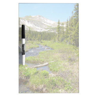 Colorado Splendor Scenic Dry Erase Board
