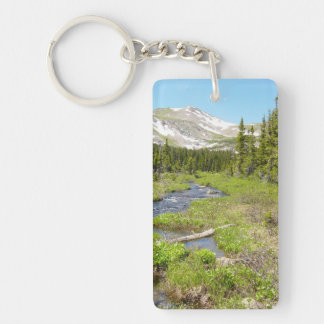 Colorado Splendor Scenic Key Chain