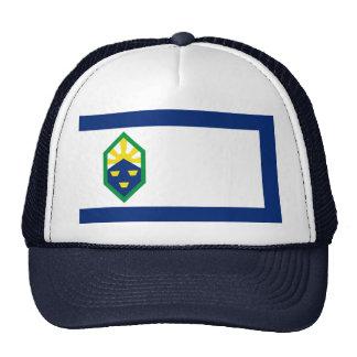 Colorado Springs Flag Trucker Hats