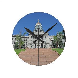 Colorado State Capitol Building Clocks