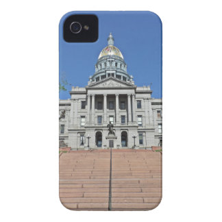 Colorado State Capitol Building iPhone 4 Covers