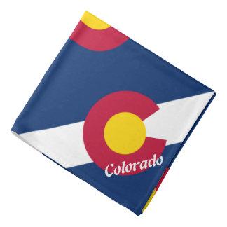 Colorado State Flag Bandana