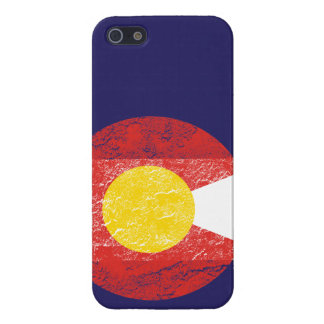 Colorado State Flag Grunge Denver Love iPhone 5 Covers