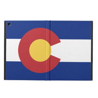 Colorado State Flag iPad Case