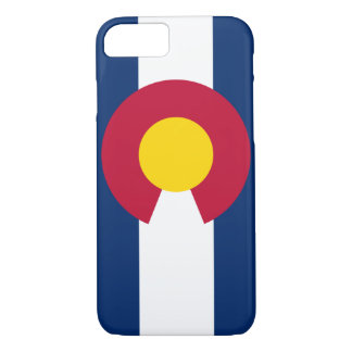 Colorado State Flag iPhone Smartphone Case