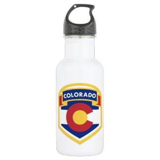 COLORADO STATE FLAG zazzle 532 Ml Water Bottle