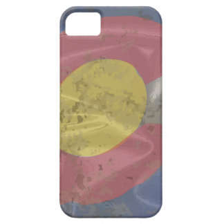 Colorado State Silk Flag iPhone 5 Cover