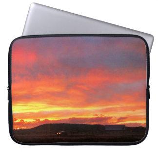 Colorado Sunset Laptop Sleeve