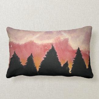 Colorado Sunset Lumbar Pillow