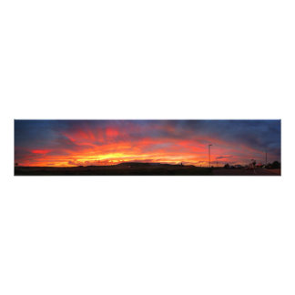 Colorado Sunset Photo Print