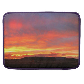 Colorado Sunset Sleeve For MacBooks