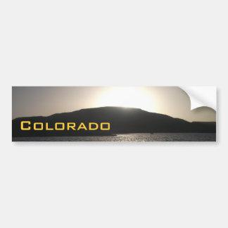 Colorado Sunsets Bumper Sticker 2