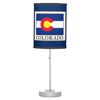 Colorado Table Lamps