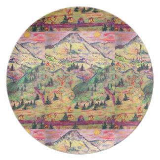 colorado town plates