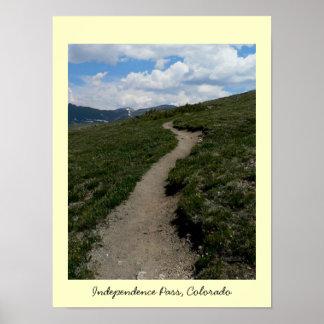 Colorado Tundra Poster