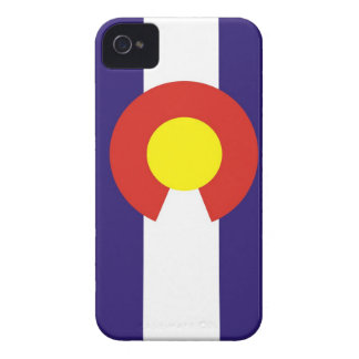 colorado usa state flag case united america